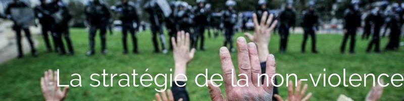 La stratégie de la lutte non-violente (1)