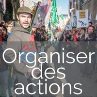 Organiser des actions