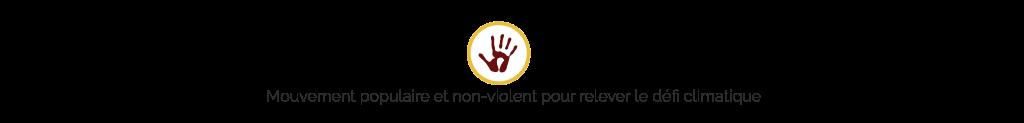 Action non-violente COP21 Logo