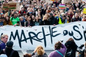 Marche du Siècle : rendez-vous réussi avec l'Histoire ! : image à la une