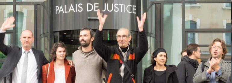 Prévenus Tribunal - Bourg en Bresse