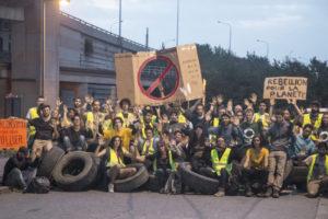 Blocage d'Amazon à Toulouse : retour sur deux journées d'action : image à la une