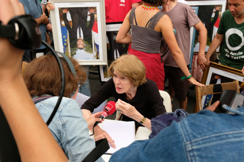 Marche des portraits - Crédit photo : Lydie_Billaud
