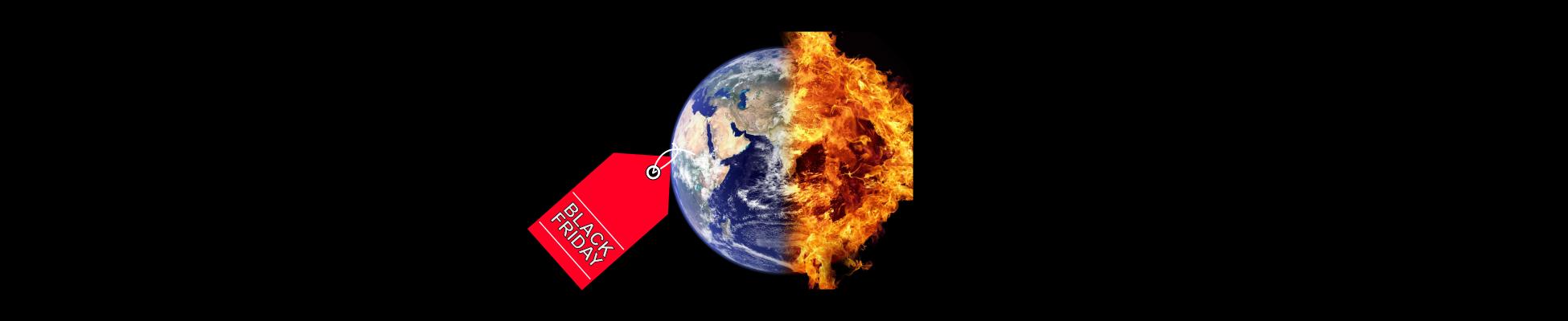 Black Friday: planète au rabais