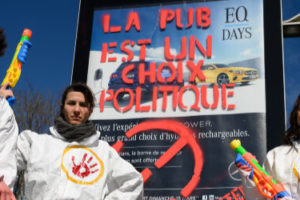 Les PubBusters, une brigade anti-pub pour passer à l'action ! : image à la une