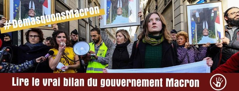 Action liste attente Paris - Crédit Photo:Julien Helaine