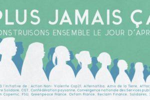 Pour un Jour d'Après écologique, féministe et social : image à la une