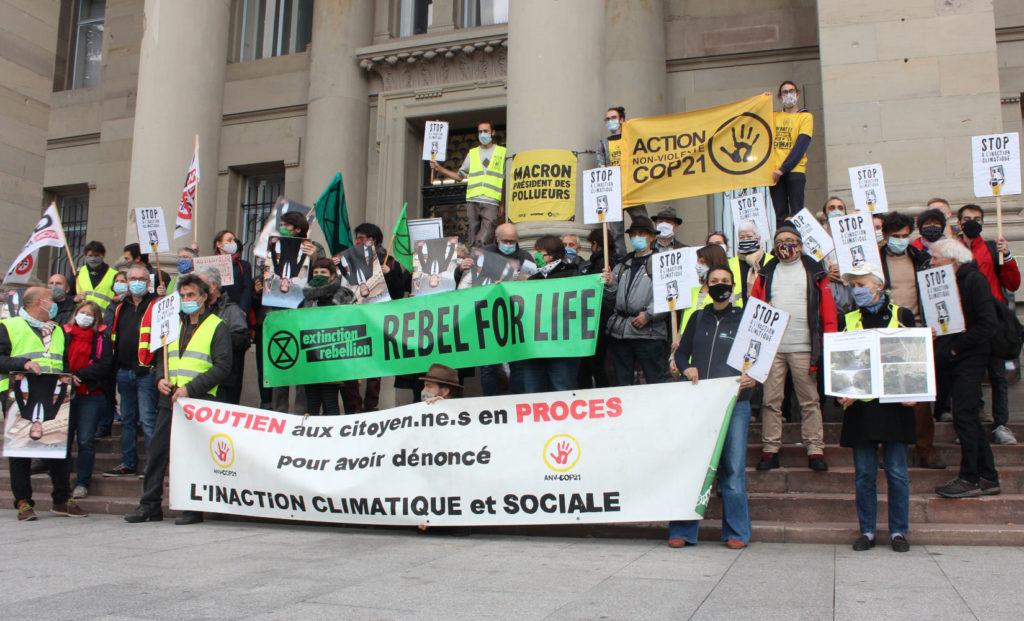 Procès des Décrocheur·ses de Strasbourg – 22 octobre 2020