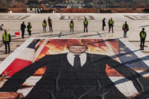 Action à la tour Eiffel : l'Accord de Paris est en feu et Macron regarde ailleurs : image à la une