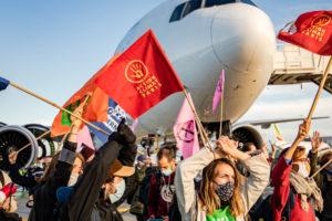 Vents contraires sur l'aviation : retour sur les mobilisations du 3 octobre : image à la une
