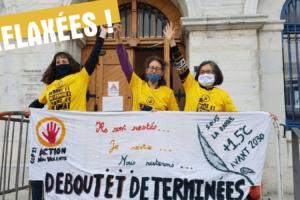 Relaxe à Valence : nouvelle victoire judiciaire face à l'inaction climatique : image à la une