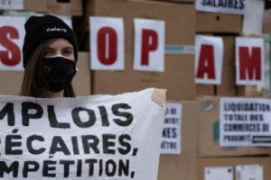 Stoppons l'expansion d'Amazon ! : image à la une