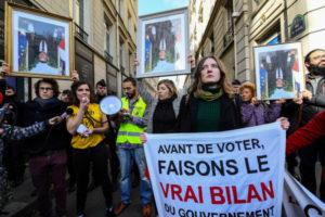 Municipales : la société civile met Macron face à son vrai bilan : image à la une