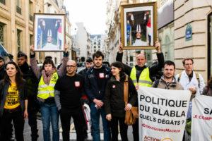Municipales : des personnalités de la société civile en garde à vue pour avoir fait le bilan de Macron : image à la une
