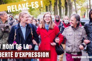 Relaxe à Auch : décrocher Macron pour inaction climatique relève de la liberté d'expression ! : image à la une