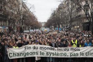 Succès des marches pour le climat maintenues partout en France : image à la une
