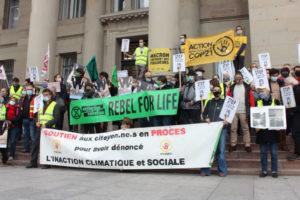 Procès des Décrocheurs : témoignages toujours plus accablants contre l'inaction climatique : image à la une