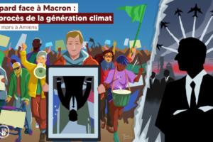Rapport du HCC : mobilisation à Amiens pour le procès de la génération climat : image à la une