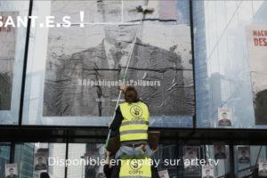 « Désobéissant.e.s ! », un documentaire en immersion dans les mouvements climats : image à la une