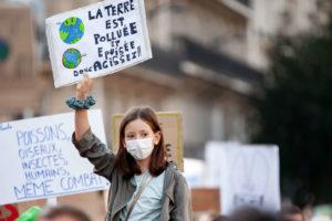 9 mai - Loi climat : la marche d