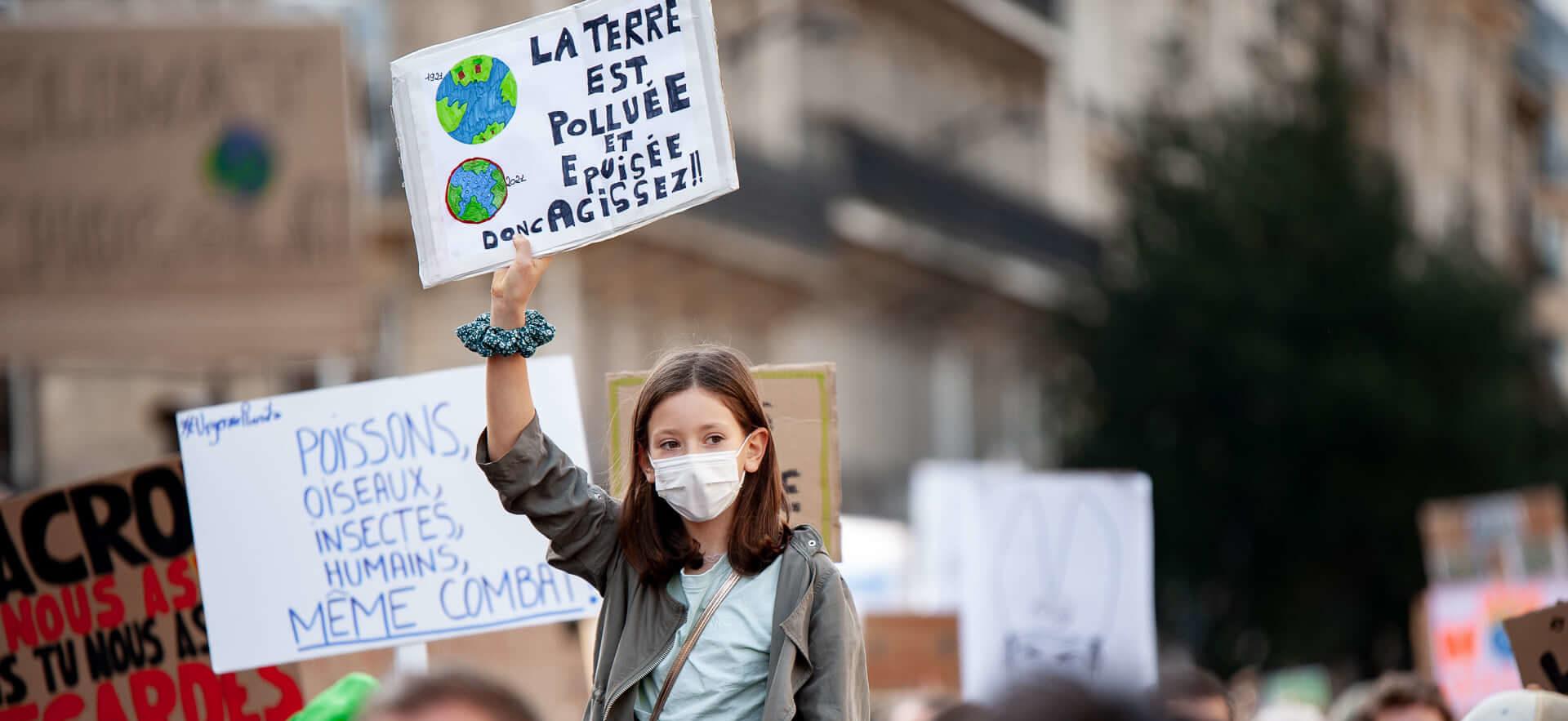 9 mai – Loi climat : la marche d'après : Image à la une