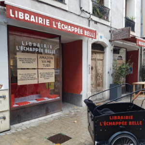 Librairie l'échapée belle à Sète