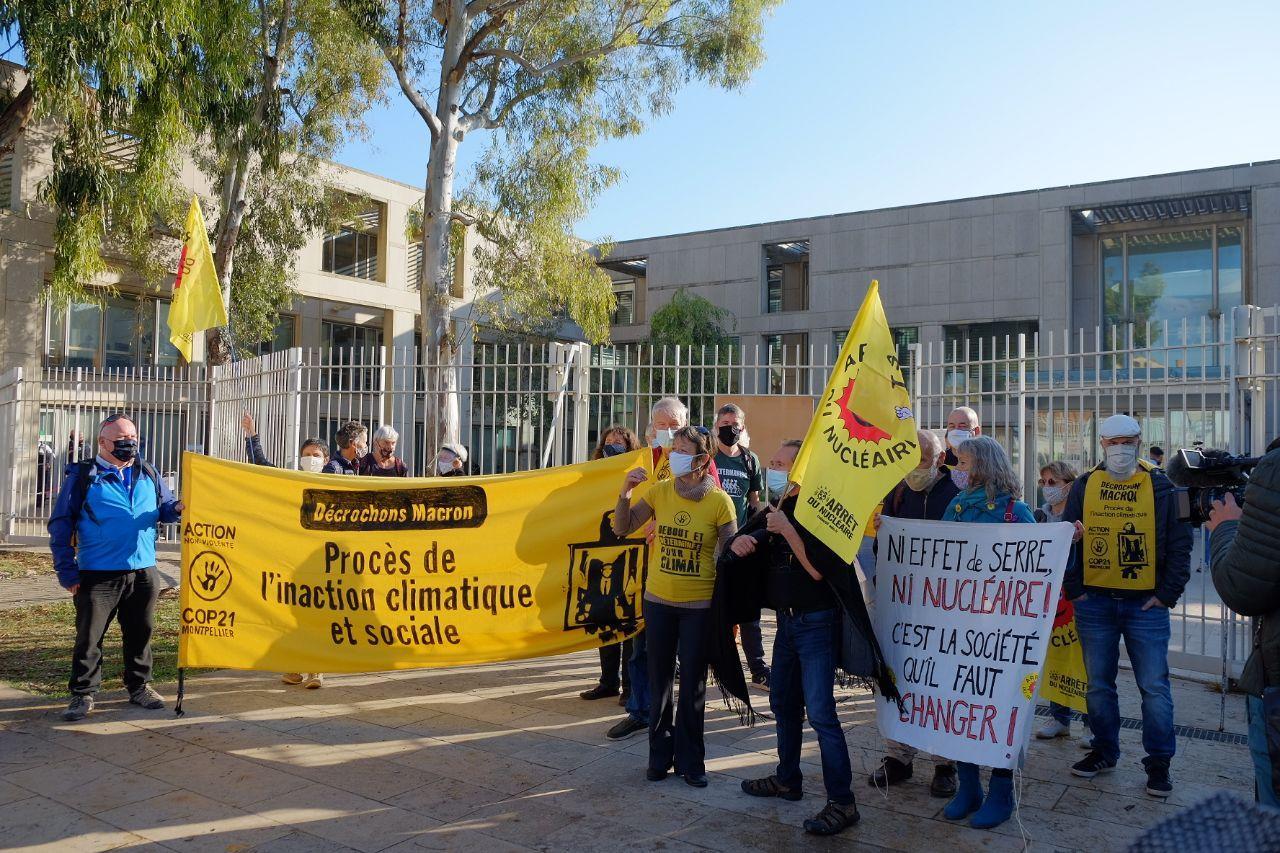 Mobilisation Montpellier Nucléaire
