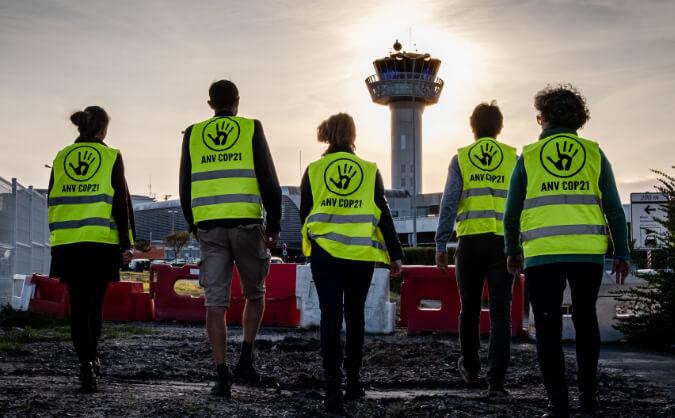 Repérage Aéroport Bordeaux Merignac