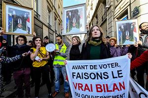 Le mouvement ANV-COP21 : image à la une