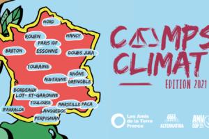 Camps Climat 2021 : le rendez-vous de votre été ! : image à la une