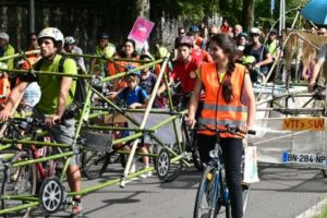 Vélorutions en France : les citoyen·nes se mobilisent pour des transports soutenables ! : image à la une